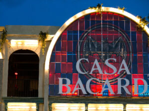 Casa Bacardi at Werchter