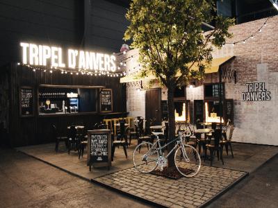 Tripel d'Anvers Horeca Expo